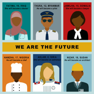 Mariam Chagdani: We Are The Future